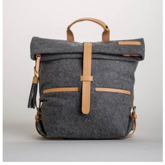 Sherpani Handbags - {Sherpani} NWOT 'Amelia' Wool Backpack